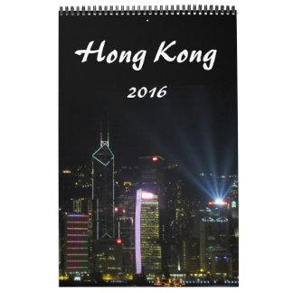 Hongkong fotografie 2016 kalender
