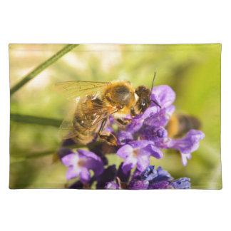Honingbij Onderlegger