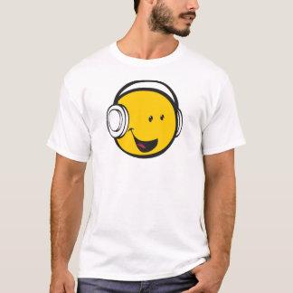 Hoofdtelefoons Emoji T Shirt