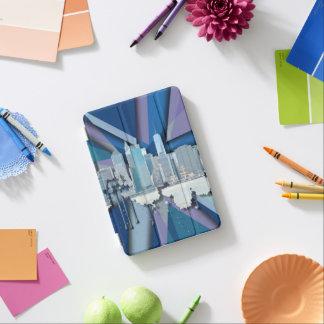 Horizon | 3D bleu de New York City Protection iPad Mini