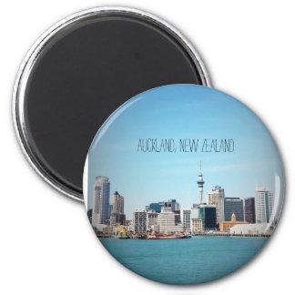 Horizon d'Auckland, Nouvelle Zélande Aimant