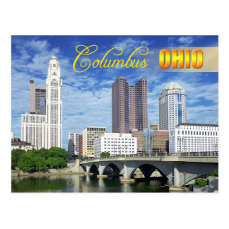 Horizon de Columbus, Ohio Cartes Postales