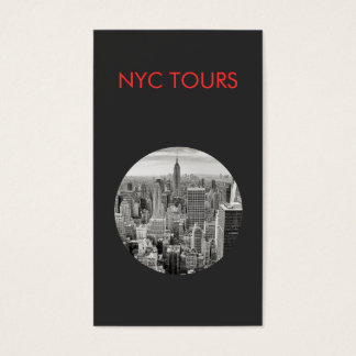 Horizon et Empire State Building de New York City Cartes De Visite
