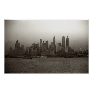 Horizon vintage Photograph (1941) de New York City