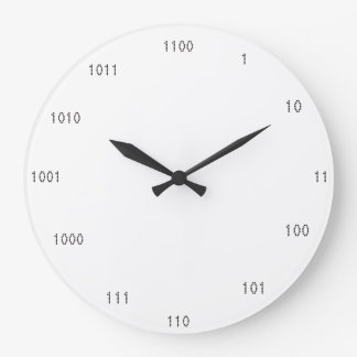 Horloge binaire