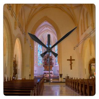 Horloge Carrée Heiligenstädter Pfarrkirche St Michael