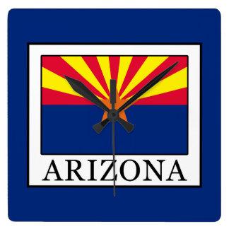 Horloge Carrée L'Arizona