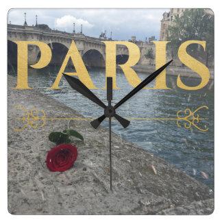 Horloge Carrée Paris