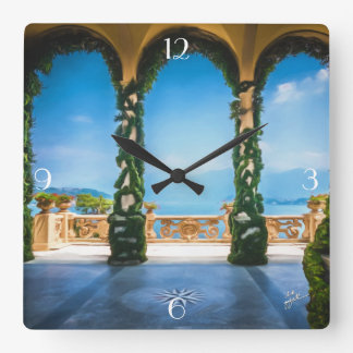 Horloge Carrée Voûtes de l'Italie