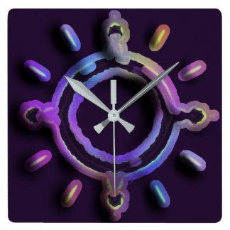 Horloge Cartoonish