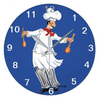 Horloge de chef