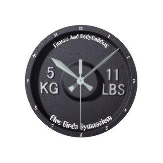 Horloge de gymnase de forme physique et de