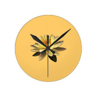 Horloge de Lotus