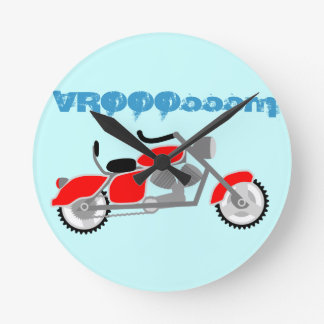 Horloge de motocyclette d'enfants