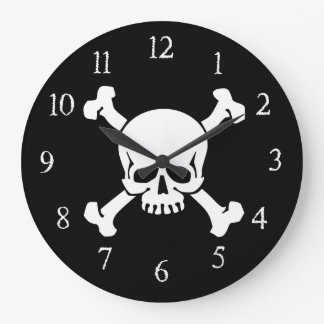 Horloge de pirate