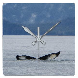Horloge de queue de baleine