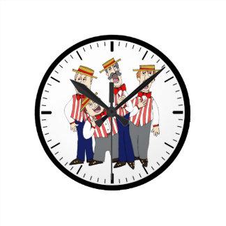 Horloge de raseur-coiffeur