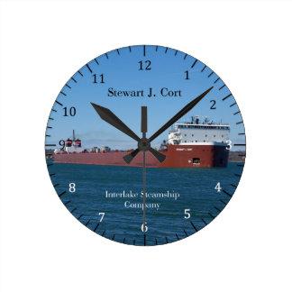 Horloge de Stewart J. Cort