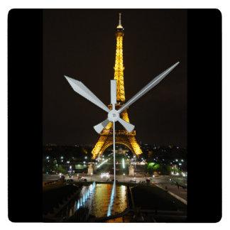 Horloge de Tour Eiffel