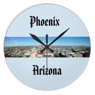 Horloge d'horizon de Phoenix Arizona