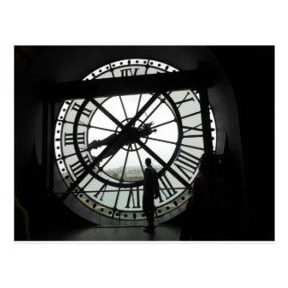 Horloge d'Orsay de Musée Carte Postale