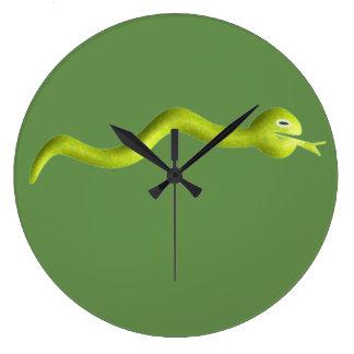 Horloge du serpent des enfants