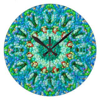 Horloge I de Bulle-Mosaïque