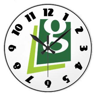 Horloge minuscule de G