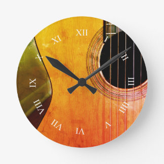 Horloge murale classique acoustique urbaine