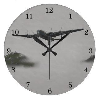 Horloge murale d'Avro Lancaster