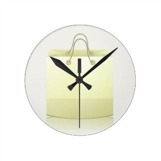Horloge Ronde 82Paper Bag_rasterized de achat