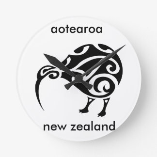 Horloge Ronde aotearoa Nouvelle Zélande 3