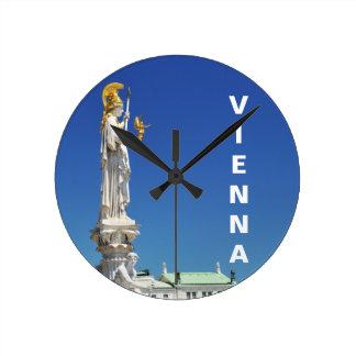 Horloge Ronde Architecture à Vienne, Autriche