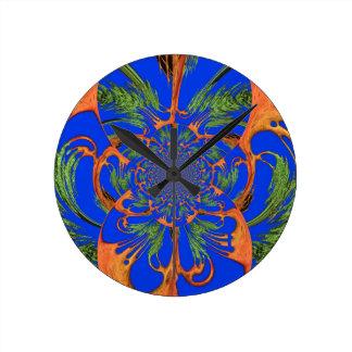 Horloge Ronde Beaux cadeaux féminins fantastiques de conception
