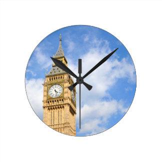 Horloge Ronde Big Ben à Londres, R-U