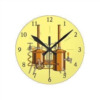 Horloge Ronde Brasserie