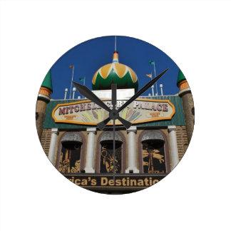 Horloge Ronde Collection de palais de maïs