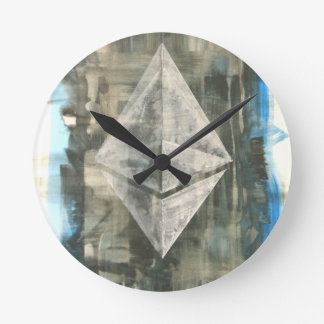 Horloge Ronde Ethereum