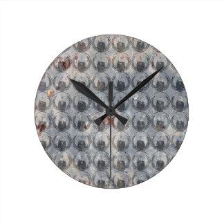 Horloge Ronde Motif anonyme