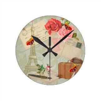 Horloge Ronde Paris