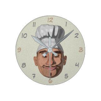 Horloge Ronde Restaurant 2 de chef