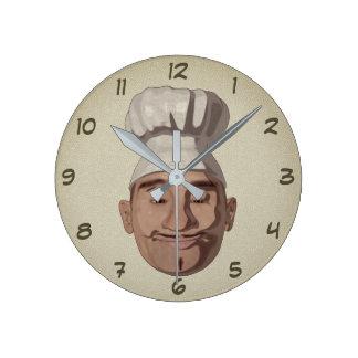 Horloge Ronde Restaurant 3 de chef