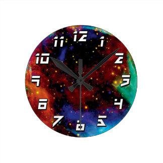 Horloge Ronde Reste de supernova de RCW 86 - photo de l'espace