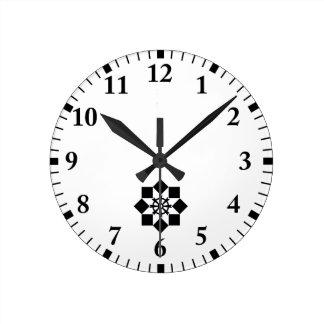 Horloge Ronde Soleil de Takayanagi