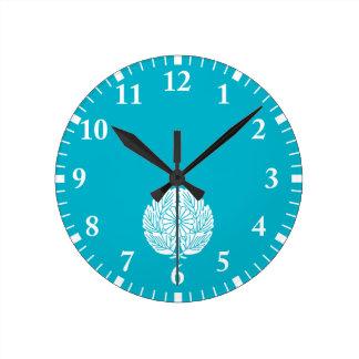 Horloge Ronde Takamori Saigo
