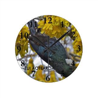 Horloge Ronde Tui d'Aotearoa