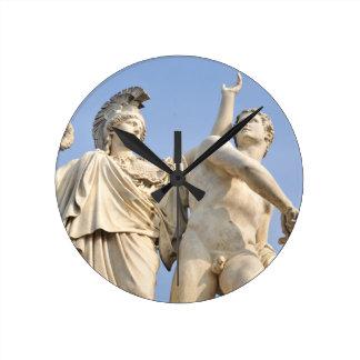 Horloge Ronde Vieille architecture