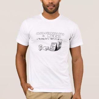 Horreur T de Marmo T-shirt