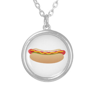 Hot-dog Collier