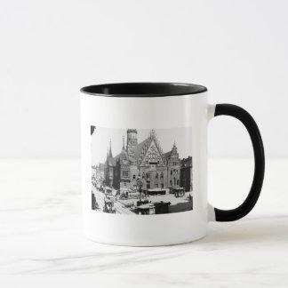 Hôtel de ville, Breslau Pologne, c.1910 Mug